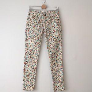 BCBG Generation Fruit Print Jeans